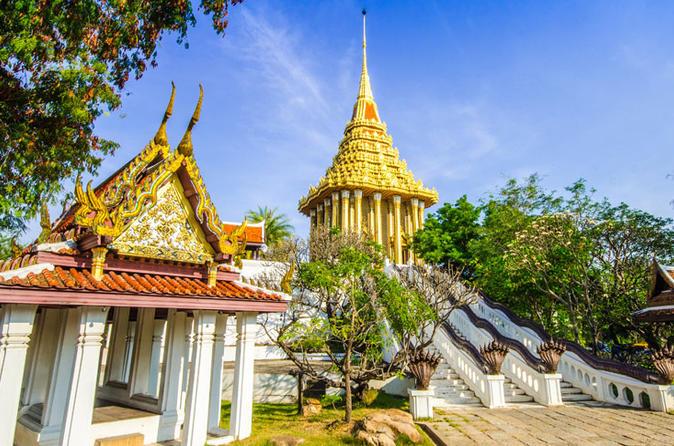 Half-Day Tour of Ancient Siam Park