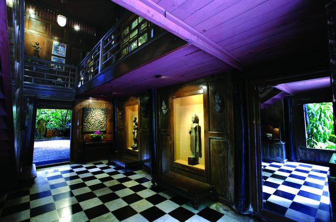 Half-Day Tour of Jim Thompson House in Bangkok