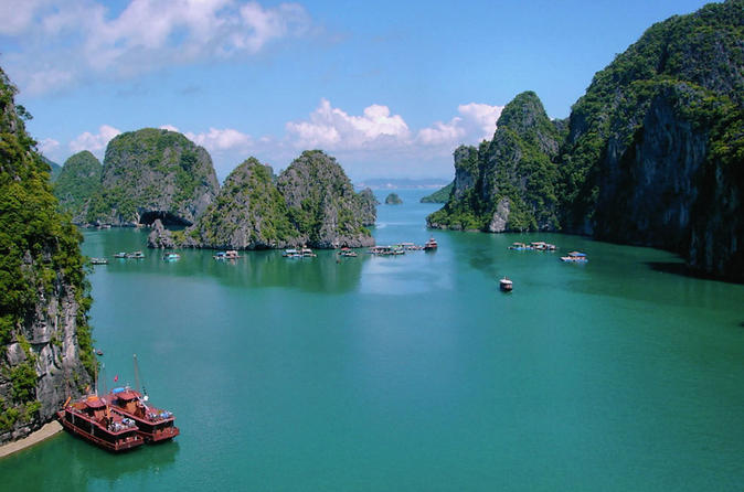 Halong Day Cruise from Hanoi