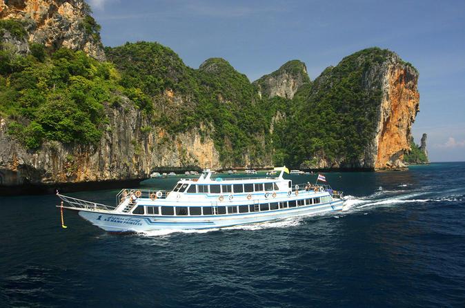 Ao Nang to Koh Lanta by High Speed Ferry