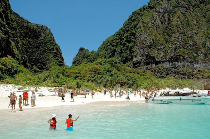 Phi Phi Island Tour By Speed Boat From Krabi With Prices