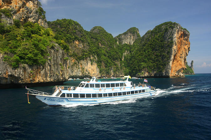 Phuket to Koh Phi Phi by High Speed Ferry
