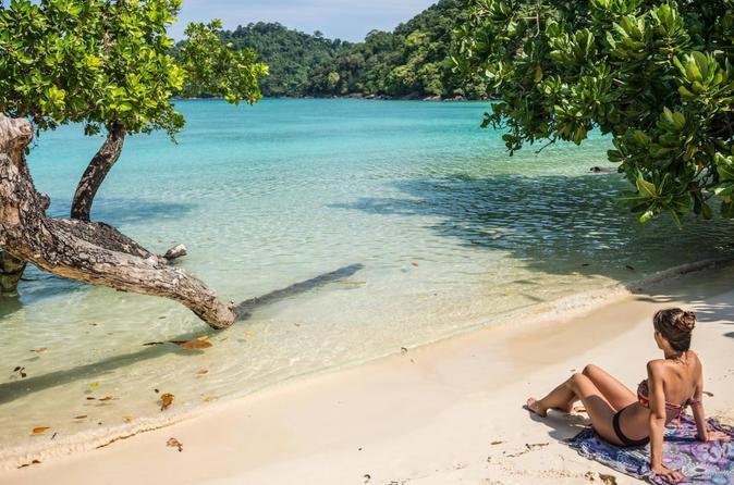 Schnorcheltour nach Surin Islands