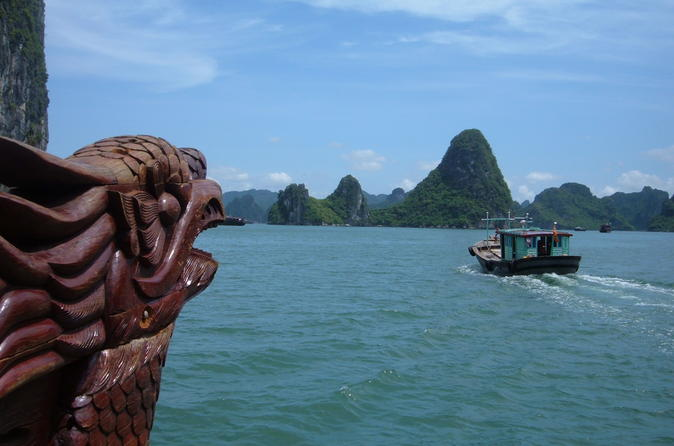 Halong Bay Day Trip from Hanoi with Cruise Vietnam, Asia