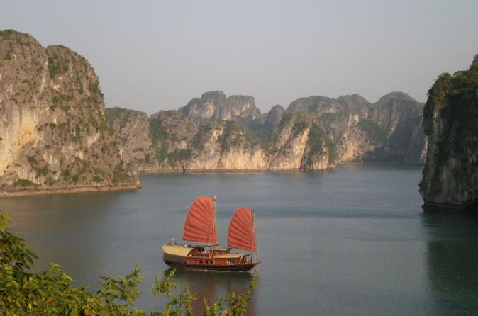 Halong Bay Tour On Private Prince Cruise Exceptional Holiday - Hanoi