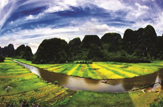 Ninh binh and ancient hoa lu temples tour from hanoi in hanoi 206235