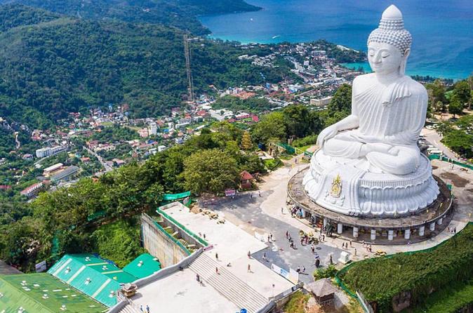 Excursão personalizada particular saindo de Phuket de SUV ou minivan