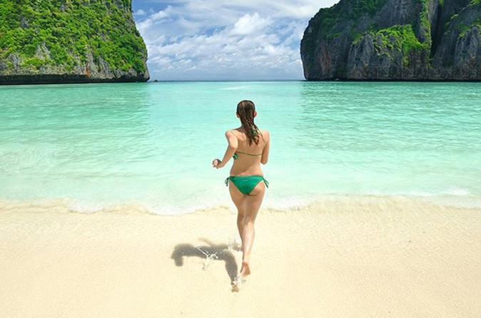 Phi Phi Inseln mit Schnorcheltour in der Maya Bay