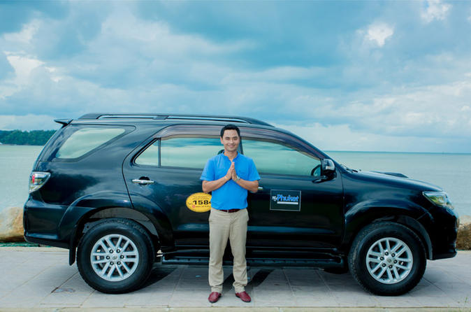 Private Airport Transfer in Khao Lak