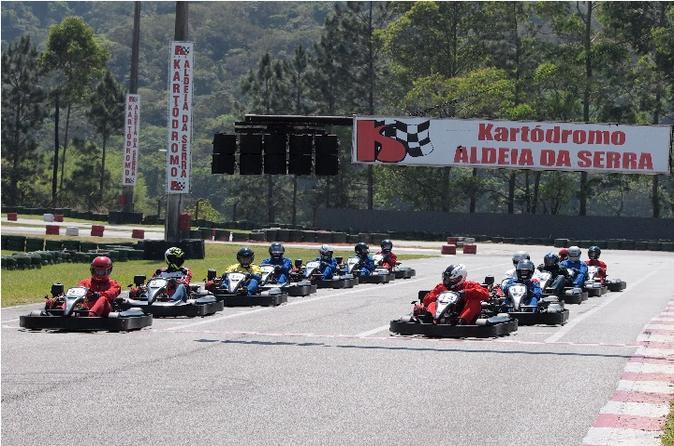 Kart racing at kartodromo aldeia da serra from s o paulo in s o paulo 262867