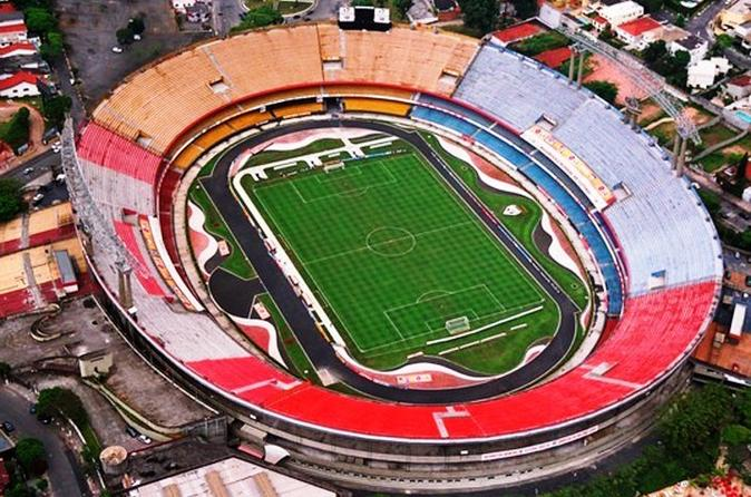 S o paulo private football stadiums tour in s o paulo 197966