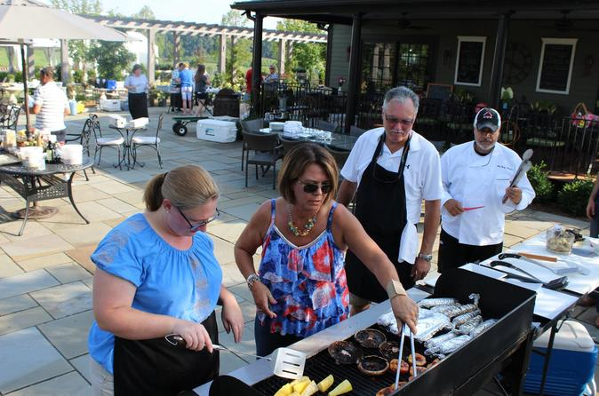 Private Virginia BBQ Experience Tour