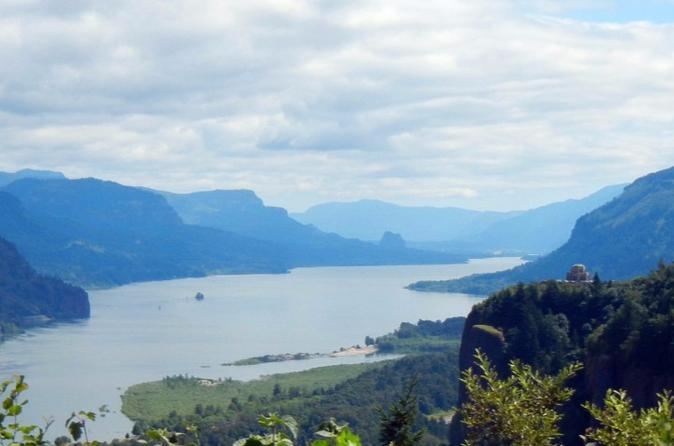 Columbia River Gorge Full Day Tour