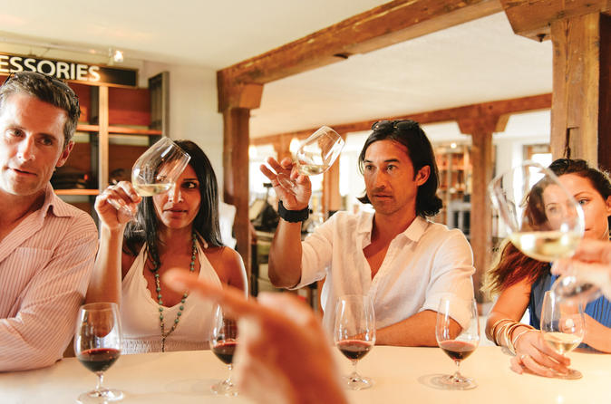 Cowichan Valley Wine Tours from Victoria