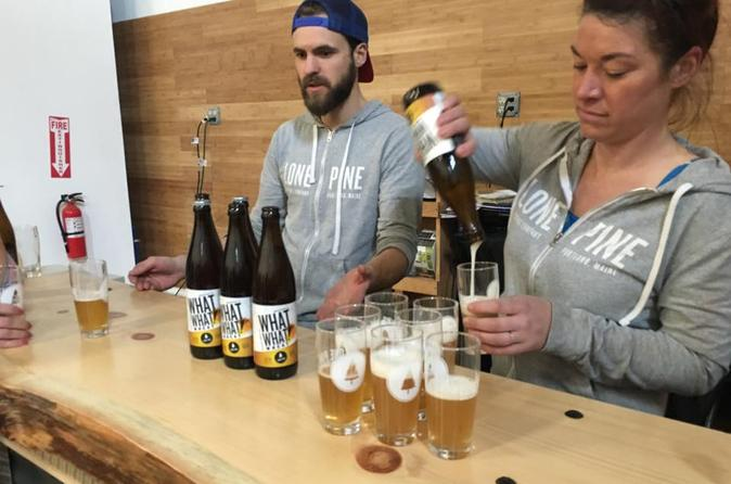 New breweries of portland maine tour in portland 317810