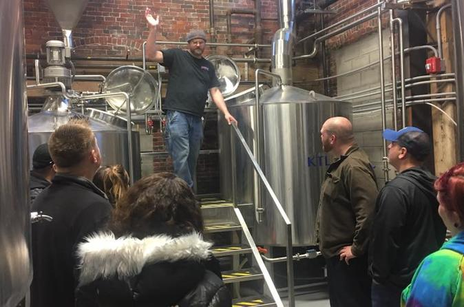 South portland afternoon brewery tour in portland 420191