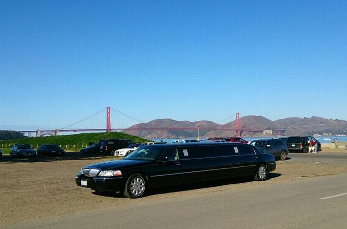 Private Tour: San Francisco to Napa or Sonoma Wine Country
