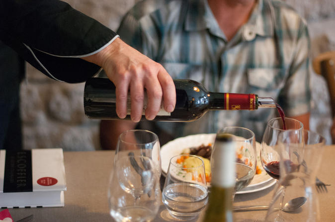 Paris Cooking Class Including 3-Course Lunch, Wine and Optional Market Visit