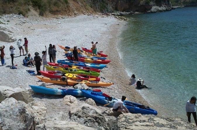 Zlarin Island Sea Kayaking: Small Group Excursion from Sibenik