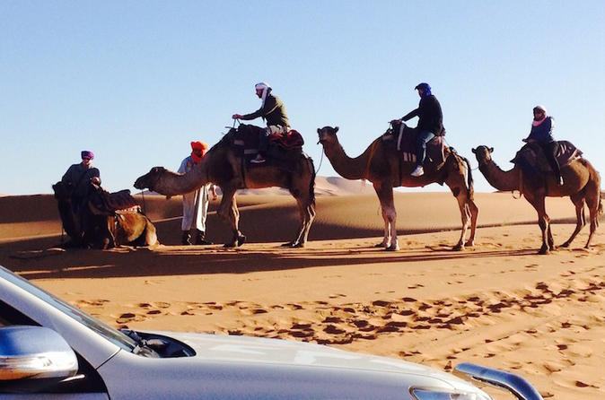 Sahara Desert Private Tour from Marrakech