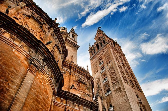 Sevilha Monumental: Evite as filas na Catedral e excursão guiada ao presídio de Alcázar