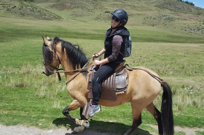 Full Day Horseback Riding Tour Around Cusco City