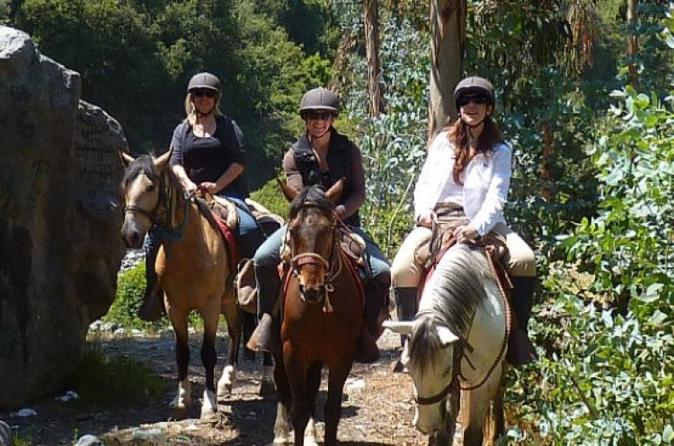 Horseback Riding Tour to Sacsayhuaman, Quenqo, Puka Pucara and Tambomachay