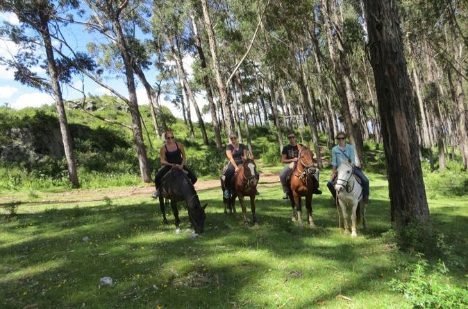 Mystical Horseback Riding Tour from Cusco