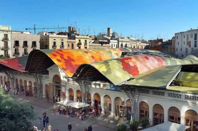 Barcelona 4-Hour Food Markets And Tapas Walking Tour