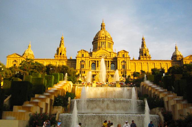 Barcelona Highlights Half-Day Tour