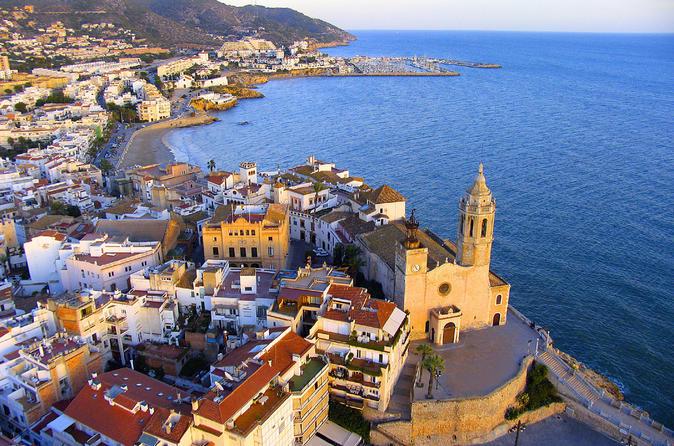 Tarragona Roman City and Sitges Mediterranean Village Full-Day Tour