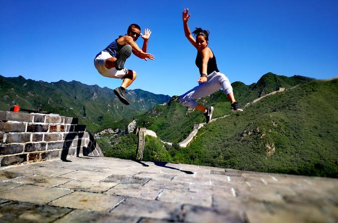 Grand Hyatt Beijing to Mutianyu Great wall Half Day Tour