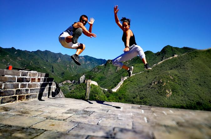 Westin Hotel Beijing Chaoyang to Mutianyu Great wall Half Day Tour