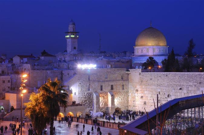 17 Day Israel Jordan and Egypt Tour
