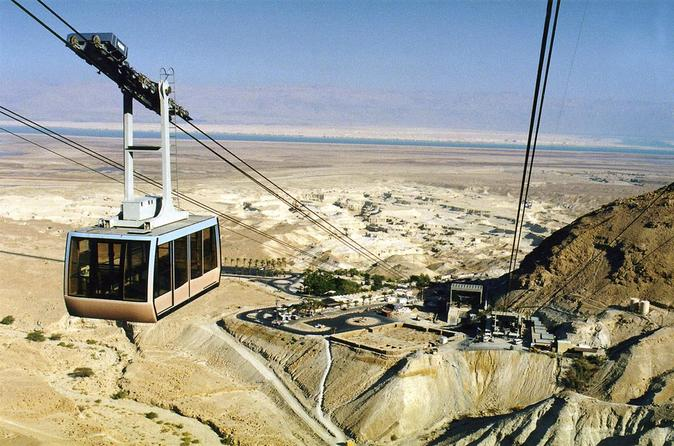 Ein gedi and masada day trip from eilat in eilat 215475
