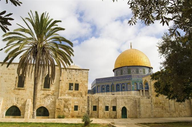 Full-Day Trip of Jerusalem and Bethlehem from Tel Aviv