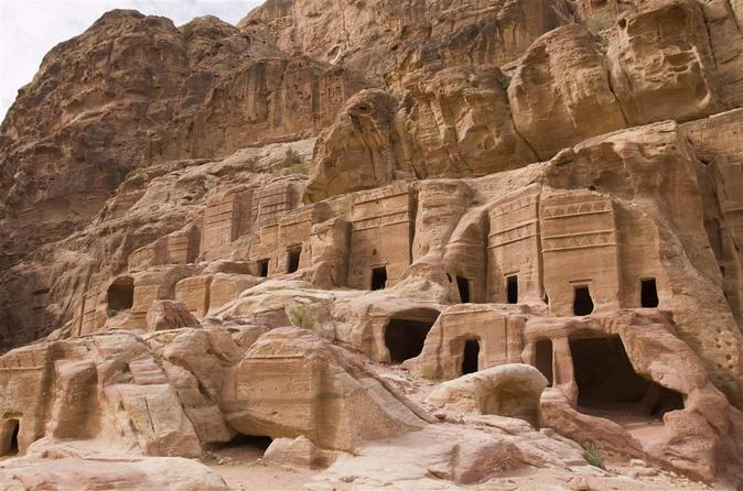 Private 2 Day Tour of Petra, Aqaba and Wadi Rum