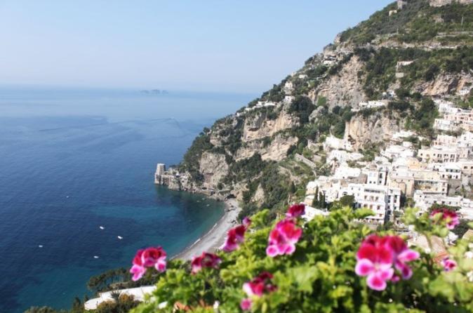 Amalfi Coast Private Tour - Naples