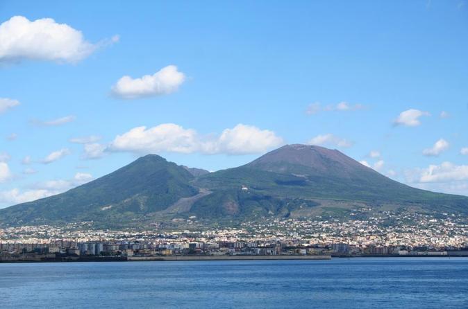 Mt  Vesuvius with Winery Visit