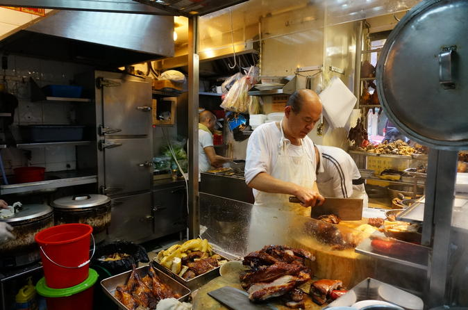 Small group hong kong island food tour hong kong viator for Cuisine x hong kong margaret