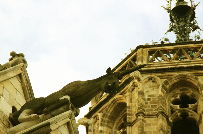 Barcelona Guided Walking Tour: Secrets of the Gothic Quarter and History Museum