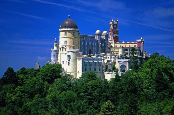 Portugal Sintra - Queluz Palace - Cascais - Full day - Bonús - Visit monument Christ the King