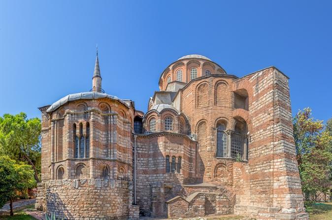 Constantinople Half-Day Tour of Orthodox Religious Sites