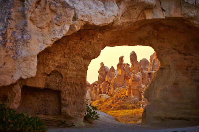 Istanbul to Cappadocia 1 Day With Flight
