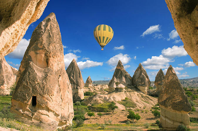 Luxury Private Turkey 10 Day Tour From Istanbul