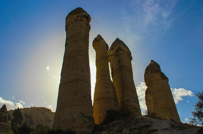 One day cappadocia red private tour with lunch included in g reme 198608