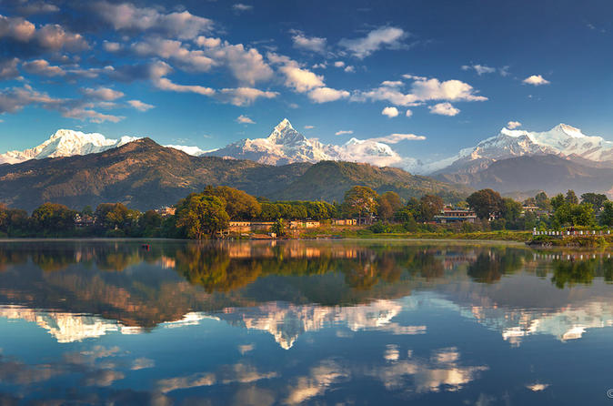 Private Sightseeing Tour Of Pokhara Including Sarangkot