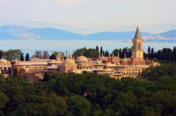 Afternoon Tour of Topkapi Palace With Skip The Line Admission