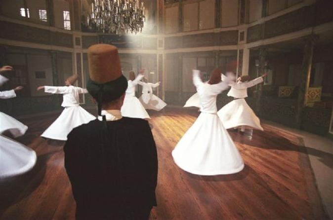 Whirling Dervishes of Rumi Tour in Cappadoccia