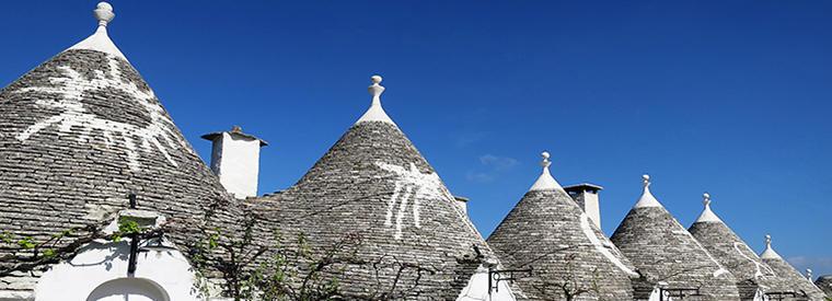 Alberobello & Locorotondo, Italy Tours & Travel